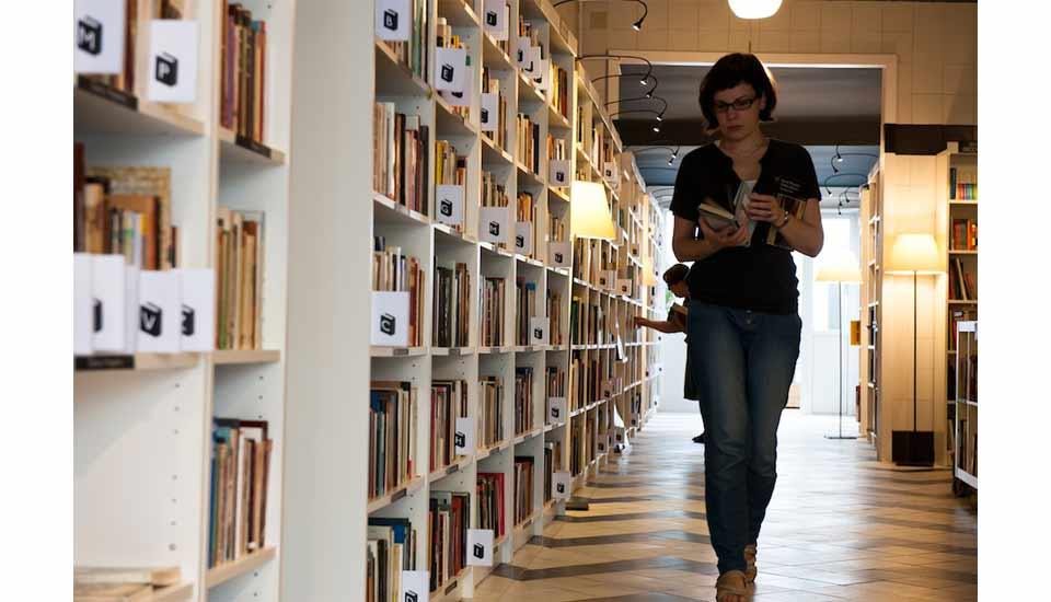 Segunda Mano Las Palmas Muebles : Re read librería lowcost